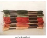 Santa Fe Colorway
