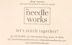 The Needleworks, Austin, TX